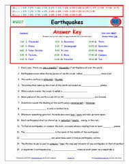 video guide word banks answer sheets and quizzes