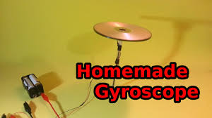 easy to make gyroscope
