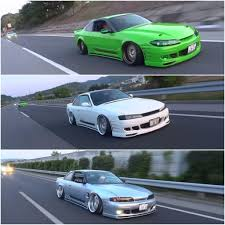 jdm nissan 240sx s14 s14 disco fever 33