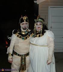 King Tut Halloween Costume Cleopatra U0026 King Tut Mummy Halloween Costume