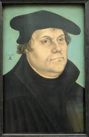 thesis of martin luther luther s 95 theses a view from the right martin luther by lucas cranach the elder