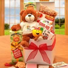 get well soon kid get well gift baskets aagiftsandbaskets
