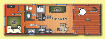 Cabin Floorplans Cabins Floor Plans Santee Lakes