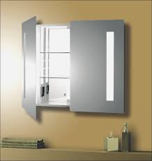 bathroom medicine cabinets with electrical outlet kitchen room marvelous recessed medicine cabinet with lights