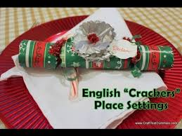 christmas poppers how to make christmas crackers american version