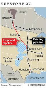 keystone xl pipeline map here s the proposed route of the keystone xl pipeline edmonton