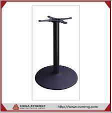 restaurant table base levelers restaurant table leg levelers elegant 216 table base interior