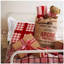 personalized santa sack personalised christmas sack by harrow green notonthehighstreet