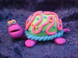 how to make a clay turtle pencil topper hgtv