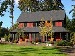 sears architects seattle modern cottage style architecture