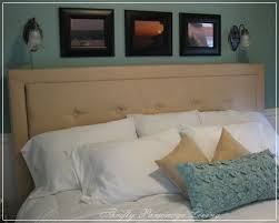 Upholstered Headboards Diy by 79 Best Diy Headboards U0026 Beds Images On Pinterest Home Bedroom
