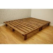 Futon Platform Bed Frame Futon Bed Bases Furniture Shop