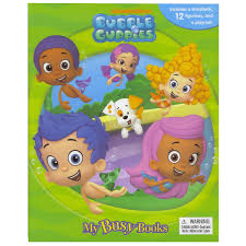 bubble guppies my busy books u2013 daves deals