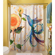 Neutral Shower Curtains Hum Neutral Shower Curtain Free Shipping Today Overstock
