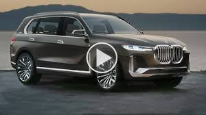 2018 bmw x7 interior u0026 exterior features