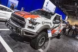 Ford Raptor Hunting Truck - 30 hottest oem trucks of sema tensema16 photo u0026 image gallery
