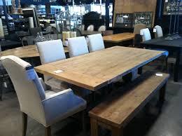 Dining Room Outlet Dining Room Table At Restoration Hardware Outlet Design Ideas