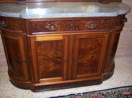 Walnut Sideboard Walnut Sideboard Victorian Renaissance Revival Marble Top Carved