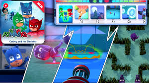 pj masks ipad game shrink ray maze escape disney junior