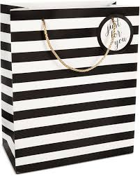 black and white striped gift bags 102 best how to plan a vision board party images on