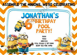 19 best minions u0026 despicable me birthday party images on pinterest