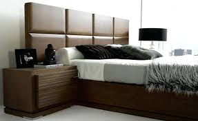 modern headboard designs for beds modern wooden headboard design paperfold me