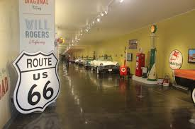 Show Route 66 Usa Map by Route 66 Dream Of The Mother Road America U0027s Car Museum