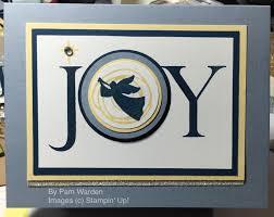 joyful nativity stampin u0027 up christmas nativity pinterest