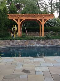 diy arbor trellis beautiful night u0026 day newly installed diy timber frame pergola