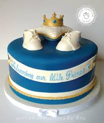 prince baby shower cakes prince baby shower cake cakecentral