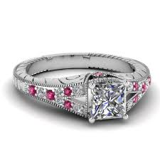 engagement rings awesome vintage amethyst top trends of filigree engagement rings online