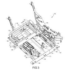 Lazy Boy Chair Repair Patent Us8459732 Power Actuated Rocking Furniture Mechanism
