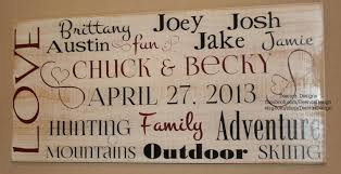 wedding quotes joining families blended family sign blended family wedding custom wood sign