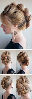directions for easy updos for medium hair best 25 easy long hairstyles ideas on pinterest easy hairstyles
