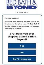 Bed Bath And Beyond Boca Raton Bed Bath U0026 Beyond 75 Coupon Offer On Facebook Is A Hoax U2013 South
