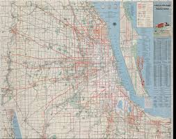 2nd Ward Map Chicago by Gapers Block Merge History