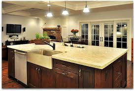 gourmet kitchen island are gourmet kitchens more than just beautiful the happy