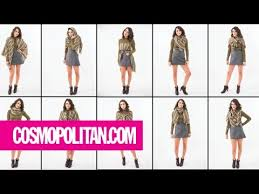 12 ways to wear a blanket scarf cosmopolitan youtube