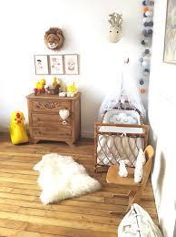 chambre enfant vintage chambre de bébé vintage lit en rotin chambres