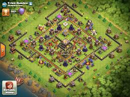 th11 gibbs clash of clans bases pinterest