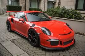 Porsche Gt3 Rs Msrp Porsche 2016 Gt3 Rs Image Information
