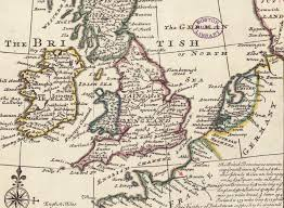 map of rouen file 1732 rouen detail of general map of great britain and ireland