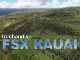 Hawaii scenery images Fsx kauai hawaii scenery pack v1 00 fsx scenery packs lockonfiles jpg