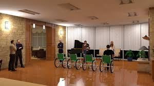 joseph j palatinus architect interior views of a nursing home