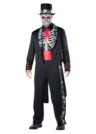 bandit halloween costume day of the dead caballero mens costume scary costumes