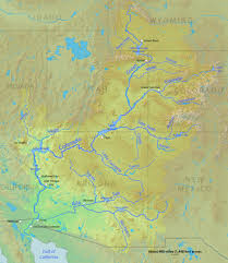Colorado Drought Map by Citizens Of A Watershed U201d The Colorado River Compact And The