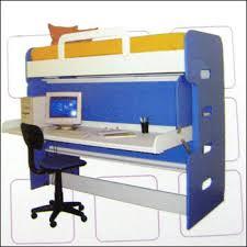 Hidden Desk Bed by Double Decker Hidden Bed In Marine Lines Mumbai Manufacturer