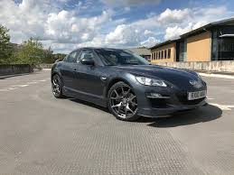 stunning mazda rx 8 r3 in dark grey with 19