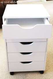 Ikea Hopen 6 Drawer Dresser by Best 25 Ikea Makeup Vanity Ideas On Pinterest Vanity Makeup