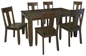 triangle dining room table dining set dinette table ashley dining room sets round